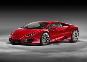 Итальянский суперкар Lamborghini Huracán LP 580-2