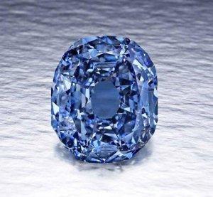 «Голубая Луна Жозефины» - супер-дорогой бриллиант