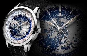Новая коллекция от Jaeger-LeCoultre Geophysic