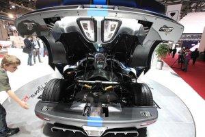 Автопроизводитель Koenigsegg обещает показать всю сборку гиперкара Agera RS