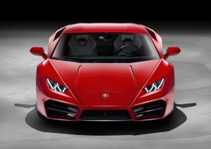 Заднеприводный суперкар Huracan LP 580-2 от Lamborghini можно приобрести за рубли