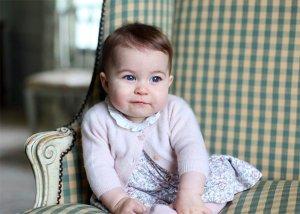 Первое рождество маленькой принцессы Шарлотты