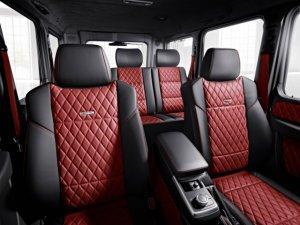 «Кубики» Mercedes по индивидуальным заказам