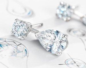 Мода на алмазы, выращенных искусственно