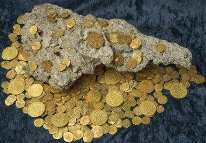 Обнаружен затонувший корабль с сокровищами, которые можно оценить в 10 млрд долларов