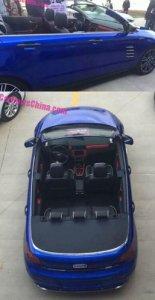 Новый кабриолет Qoros 6, созданный ради забавы