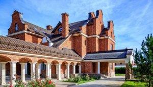 Подмосковное поместье в стиле «Бельгийской деревни» можно купить за $8 миллионов (видео)