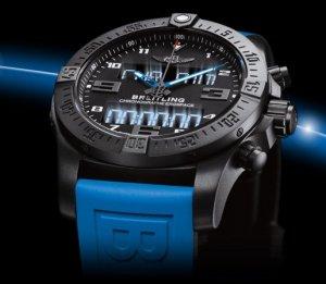 Смарт-часы Exospace B55 от  Швейцарской компании Breitling (видео)