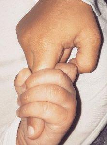 Первый снимок малыша Ким Кардашьян