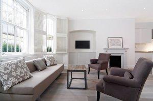 Продаётся квартира в Лондоне, принадлежавшая Альфреду Хичкоку