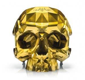 Кресло-череп из золота от французских дизайнеров