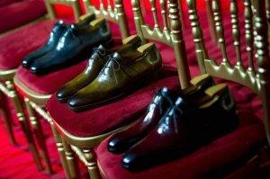 Обувь от Berluti, посвященная шампанскому