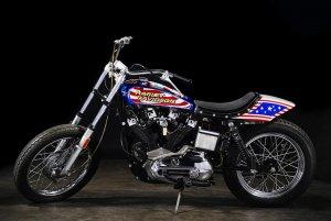 Новогодний аукцион мотоциклов