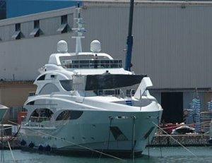 Продается яхта, принадлежащая владельцу «Русского стандарта»
