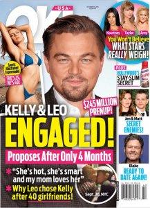 Известный актер снова свободен: Ди Каприо расстался со своей невестой