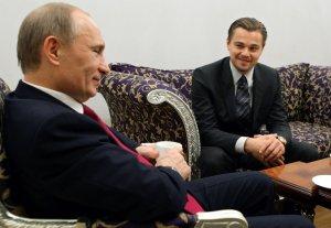 Сыграет ли Леонардо Ди Каприо роль Владимира Путина