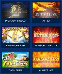 Самые прибыльные игровые автоматы в рунете