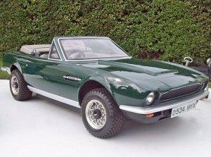 Двухлетнему принцу Джорджу по наследству от отца и дяди достался раритетный Aston Martin