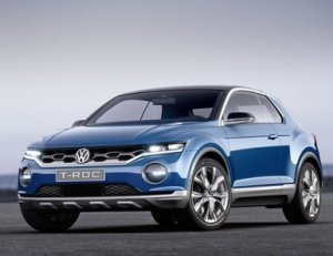 Премьера достойного конкурента автомобилю Nissan Juke от компании Volkswagen
