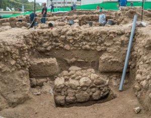 Новый высотный дом станет поверх самого древнего винного подвала