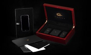 Коллекция смартфонов Black Edition в черных тонах от Caviar