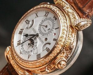 Топ-10: самые дорогие женские часы