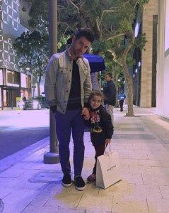 Ани Лорак: фанаты увидели дочку певицы