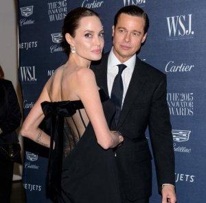 Ради сохранения брака Брэд Пит и Анжелина Джоли переехали в Лондон