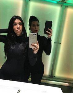У Ким Кардашьян новое лицо