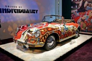 Психоделичный Porsche Дженис Дженис Джоплин ушел с молотка за $1,76 миллионов