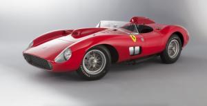 Ferrari ушёл с молотка в Париже за рекордную сумму