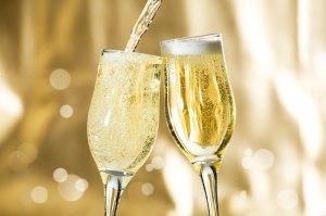 Безалкогольное шампанское от Tesco