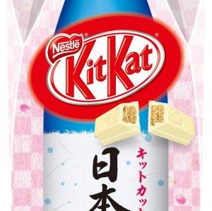 Саке со вкусом Kit Kat от компании Nestlé