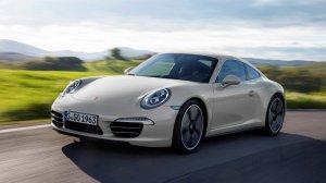 Специальная версия легендарного спорткара Porsche 911