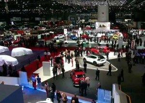 Новинки Автосалона в Женеве