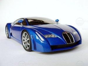 Бриллиантовая аудиосистема для гиперкара Bugatti Chiron