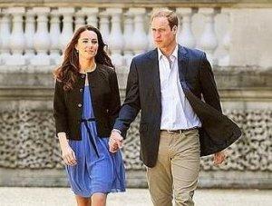 Возвращение принца Уильяма и Кейт Миддлтон в их первое общее гнездышко