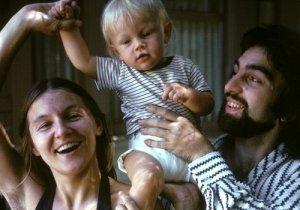 Фото маленького Леонардо Ди Каприо появилось в сети
