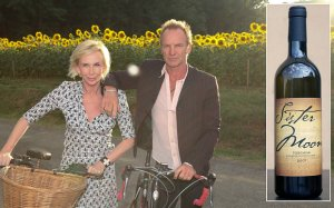 Вино из имения Стинга признано одним из лучших в Италии (видео)