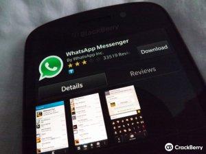 Альтернатива WhatsApp будет предложена компанией Blackberry