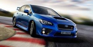 Российские продажи автомобиля Subaru WRX STI 2016