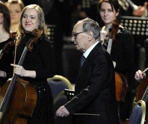 Проведение концертов Эннио Морриконе в Хельсинки и Москве не представляется возможным