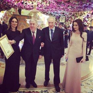 Шикарная свадьба российского олигарха обошлась на миллионы евро