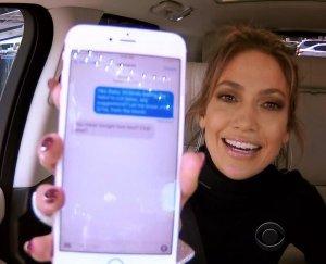 Дженифер Лопес пригласила по sms на свидание Ди Каприо