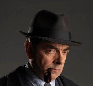 Мистер Бин стал комиссаром Мегрэ
