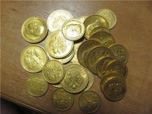Во время строительства минского метрополитена найден 100-летний клад золотых монет