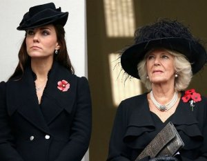Принц Уильям расставался с Кейт Миддлтон по вине Камиллы Паркер-Баулс