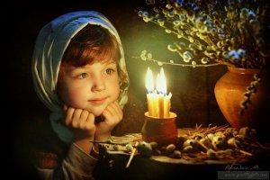 Православный праздник Вербное воскресенье