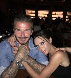 Английский журналист недоволен страстью супругов Бекхэм «делать» из своих детей «звёзд»