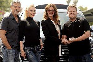 Популярный видеоролик, в котором Гвен Стефани поет вместе с Джулией Робертс и Джорджем Клуни
